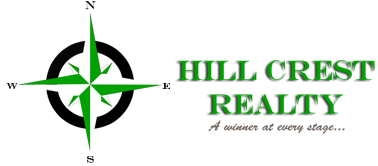 Hill Crest Realty Logo